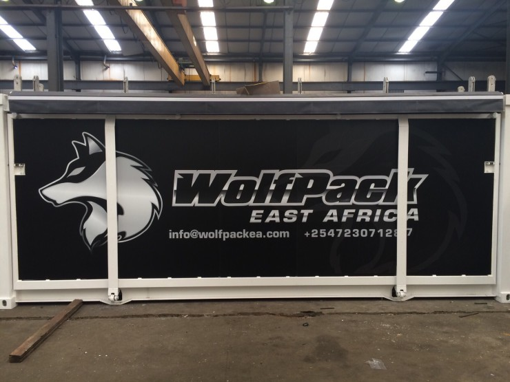 Wolfpack Banner